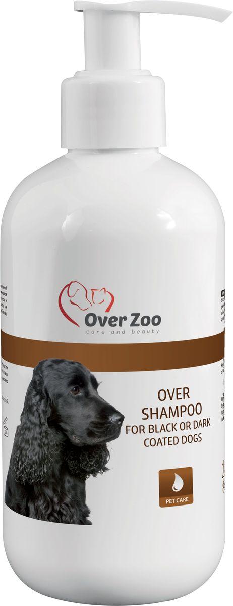 """Фото Шампунь """"OverZoo"""", для собак с черной и темной шерстью, 250 мл. Купить  в РФ"""