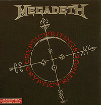 Megadeth. Cryptic Writings - купить альбом Megadeth. Cryptic Writings 2004 на лицензионном диске Audio CD в интернет магазине Ozon.ru