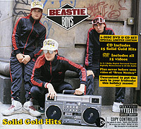 Beastie Boys. Solid Gold Hits - купить альбом Beastie Boys. Solid Gold Hits 2004 на лицензионном диске Audio CD в интернет магазине Ozon.ru