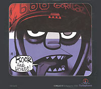 Gorillaz. Rock The House - купить аудиозапись на cd Gorillaz. Rock The House 2006 на лицензионном диске Audio CD в интернет магазине Ozon.ru