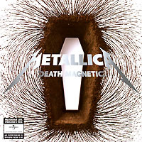 Metallica. Death Magnetic - купить альбом Metallica. Death Magnetic 2008 на лицензионном диске Audio CD в интернет магазине Ozon.ru
