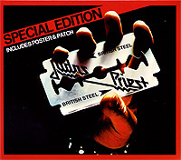 Judas Priest. British Steel - купить альбом Judas Priest. British Steel 2009 на лицензионном диске Audio CD в интернет магазине Ozon.ru