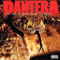 Pantera. The Great Southern Trendkill - купить альбом Pantera. The Great Southern Trendkill 2009 на лицензионном диске Audio CD в интернет магазине Ozon.ru