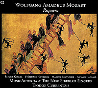 MusicAeterna & The Now Siberian Singers. Teodor Currentzis. Mozart. Requiem - купить сборник MusicAeterna & The Now Siberian Singers. Teodor Currentzis. Mozart. Requiem 2011 на лицензионном диске в интернет-магазине OZON.ru