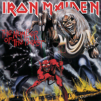 Iron Maiden. Number Of The Beast - купить альбом Iron Maiden. Number Of The Beast на лицензионном диске Audio CD в интернет магазине Ozon.ru