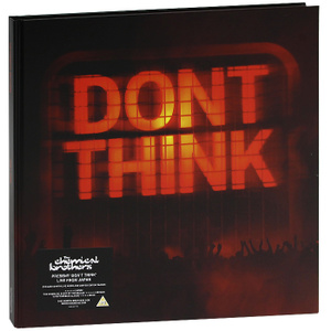 The Chemical Brothers. Don't Think - купить концертная запись The Chemical Brothers. Don't Think 2012 на лицензионном диске Audio CD в интернет магазине Ozon.ru