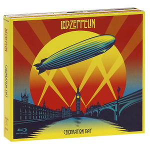 Led Zeppelin. Celebration Day - купить аудиозапись на cd Led Zeppelin. Celebration Day 2012 на лицензионном диске Audio CD в интернет магазине Ozon.ru