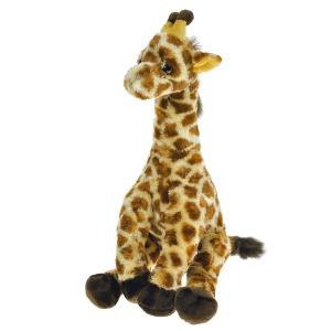 """Спот может быть не только собачкой, но и жирафиком. Эту мягкую игрушку можно купить на """"Озоне"""", вынуть наполнитель, сшить ему одежду - и персонаж готов! (Только можно попробовать сделать его повеселее, пришить ему """"улыбку"""")"""