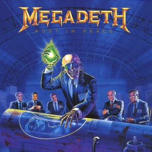 Megadeth. Rust In Peace - купить альбом Megadeth. Rust In Peace 1990 на лицензионном диске Audio CD в интернет магазине Ozon.ru