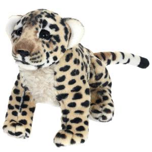 """Спот может быть не только собачкой, но и... леопардиком! Купить эту мягкую игрушку можно на """"Озоне"""" (выньте наполнитель, сшейте ему одежду - и персонаж для уроков английского языка для дошкольников готов!)"""