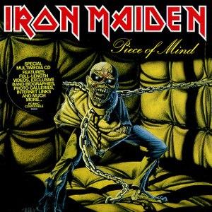 Iron Maiden. Piece Of Mind - купить альбом Iron Maiden. Piece Of Mind 1998 на лицензионном диске Audio CD в интернет магазине Ozon.ru