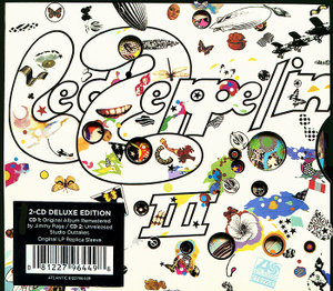 Led Zeppelin. Led Zeppelin III (2 CD) - купить аудиозапись на cd Led Zeppelin. Led Zeppelin III (2 CD) 2014 на лицензионном диске Audio CD в интернет магазине Ozon.ru