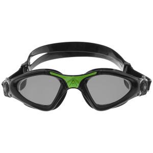 """Купить Очки для плавания Aqua Sphere """"Kayenne"""", темные линзы, цвет: черный, зеленый в интернет-магазине OZON.ru"""