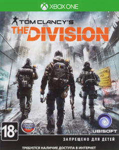 Купить Tom Clancy's The Division для Xbox One