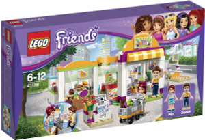 Lego friends конструктор супермаркет