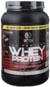 "Протеин Gifted Nutrition ""100% Whey Protein"", шоколад, 860 г"
