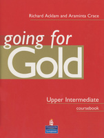 Going for Gold: Upper Intermediate: Coursebook