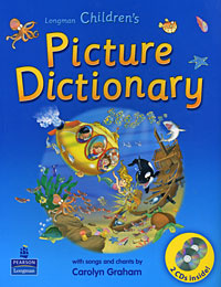 Longman Children's Picture Dictionary (+ 2 CD)