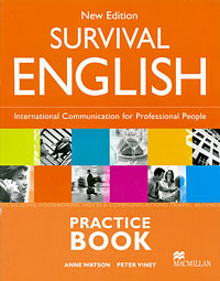 OZON.ru - Книги | Survival English: Practice Book | Anne Watson, Peter Viney | Купить книги: интернет-магазин / ISBN 1-405-00385-5