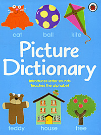 Picture Dictionary.