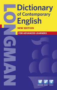 OZON.ru - Книги | Longman Dictionary of Contemporary English, Fifth Edition (Paperback + DVD-ROM) | Купить книги: интернет-магазин / ISBN 1408215330