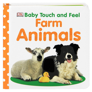 "Книга ""Farm Animals"" Dawn Sirett - в интернет-магазине Ozon.ru"