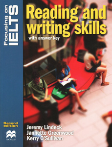 Учебник Focusing on IELTS: Reading and Writing Skills: With Answer Key | Jeremy Lindeck, Jannette Greenwood, Kerry O'Sullivan - macmillan hellas | Купить школьный учебник в книжном интернет магазине Ozon.ru | 9781420230208, 978-1-4202-3020-8