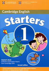 Cambridge Tests: Starters 1.