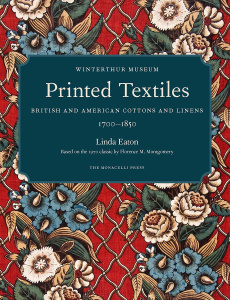 """Printed Textiles: British and American Cottons and Linens: 1700-1850"", Linda Eaton"
