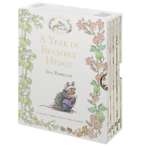"""A Year in Brambly Hedge"" Jill Barklem - купить"