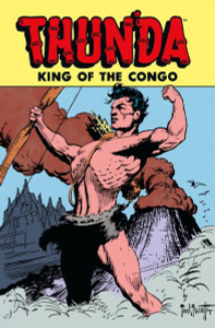"Книга ""Thun'da, King of the Congo Archive"" Frank Frazetta - купить на OZON.ru книгу Thun'da, King of the Congo Archive с доставкой по почте 