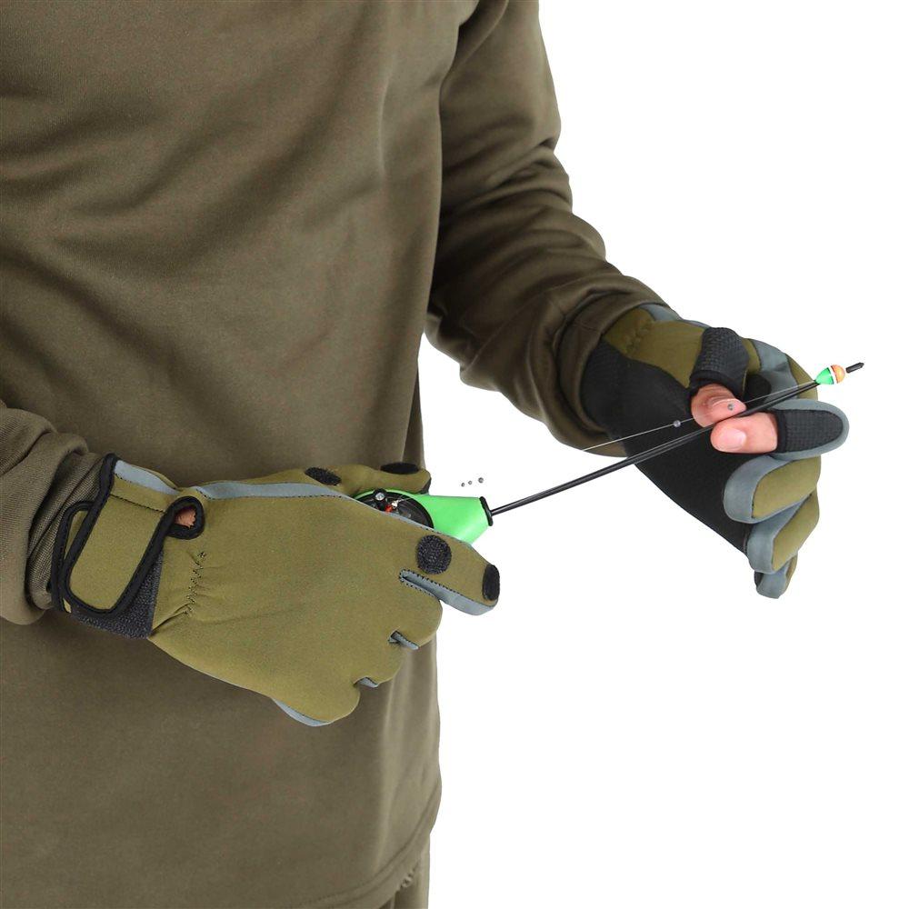 рыболовные товары перчатки