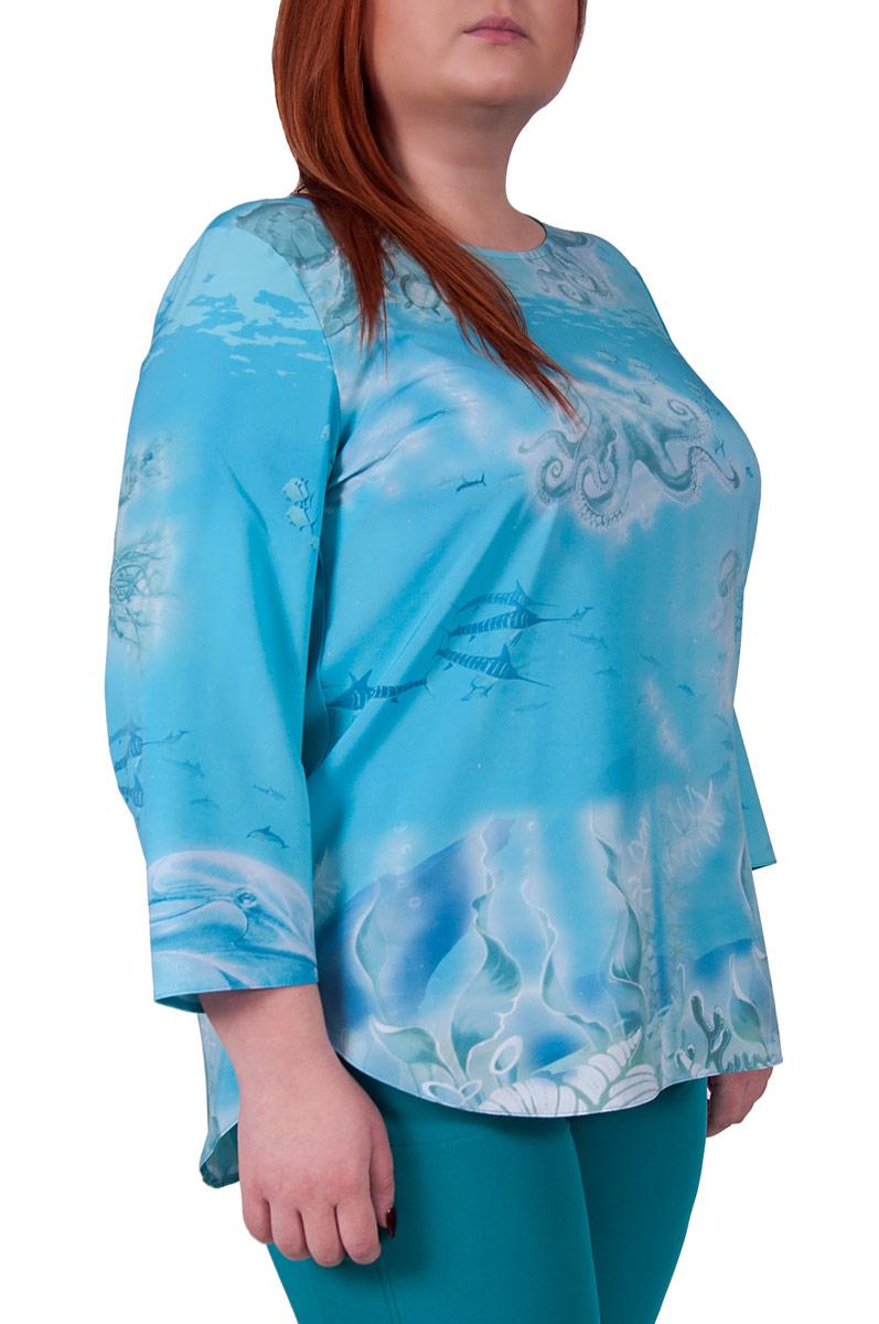 Купить Красивую Блузку Большого Размера Москва