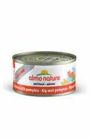 "Консервы для кошек Almo Nature ""Legend"", с курицей и тыквой, 70 г"