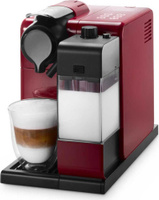 DeLonghi EN550.R Nespresso Lattissima Touch, Red кофеварка