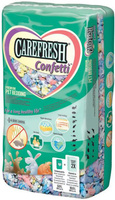 "Наполнитель CareFresh ""Colors Confetti"", для птиц и мелких домашних животных, на бумажной основе, цвет: разноцветный, 10 л"