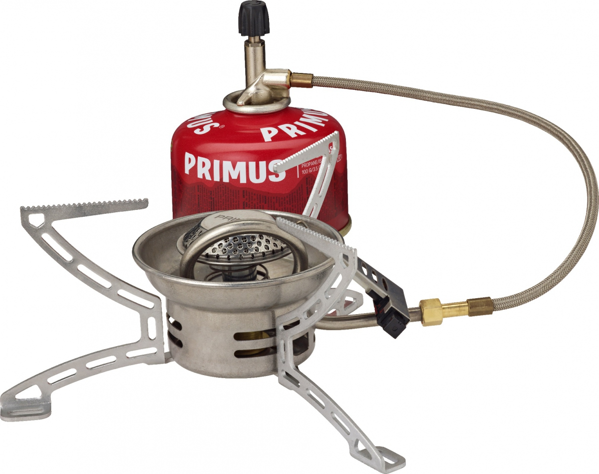 Как выбрать газовую походную плитку