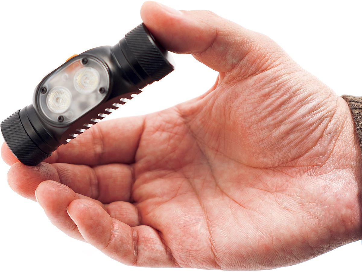 Как сделаны налобных фонариков