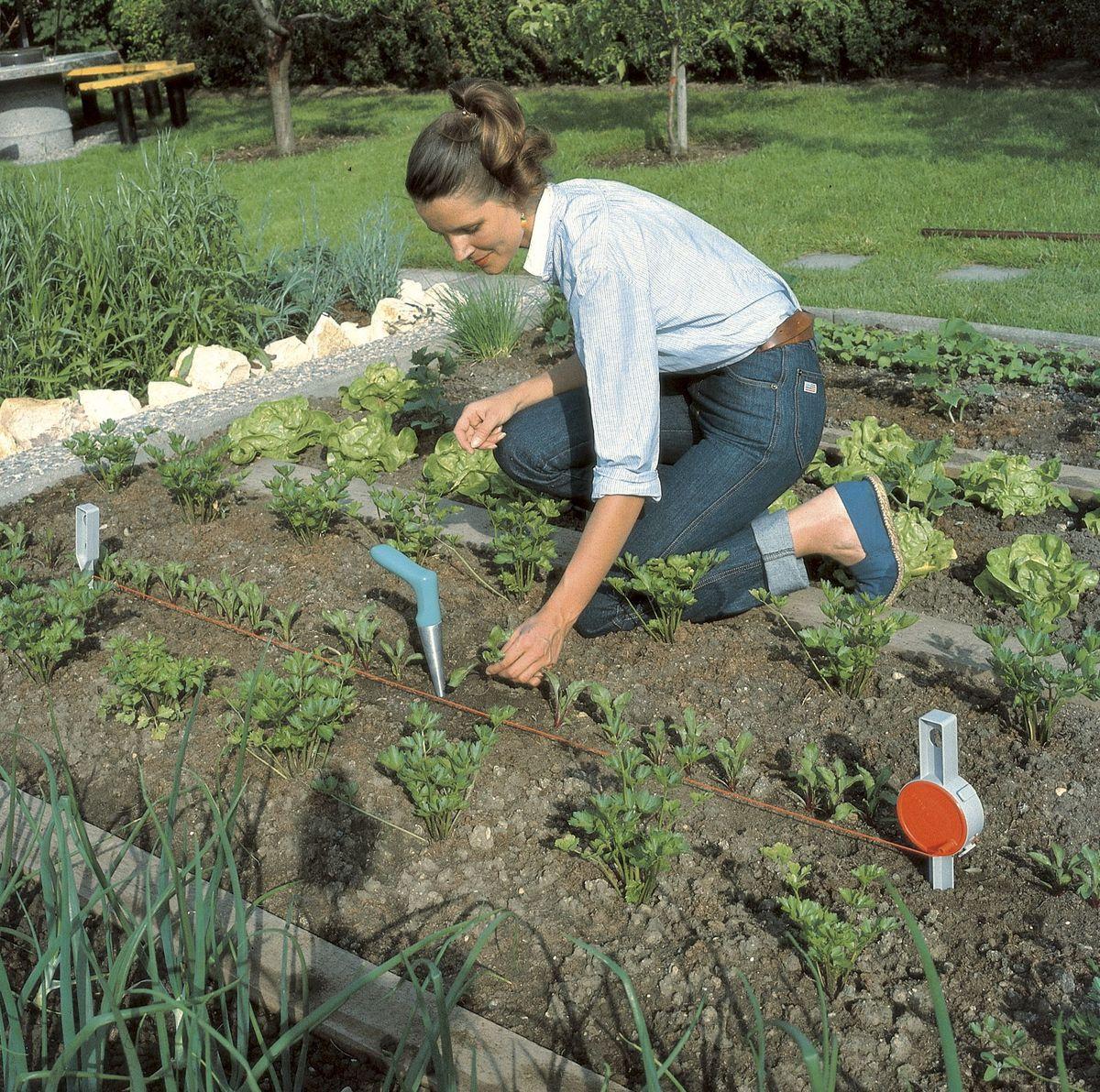 Приспособления для сада и огорода своими руками
