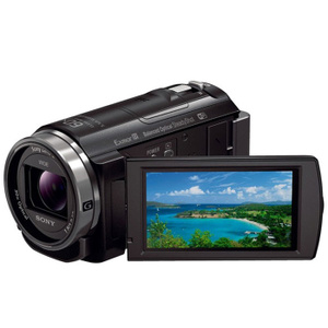 Sony HDR-CX530E, Black видеокамера
