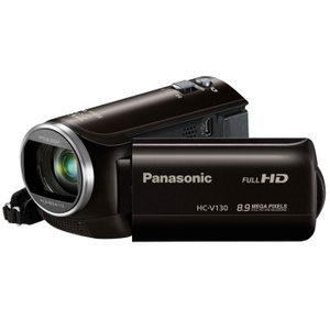 Panasonic HC-V130, Black видеокамера
