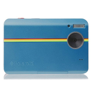 Polaroid Z2300, Blue моментальная фотокамера