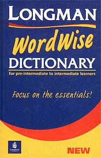 Longman WordWise Dictionary longman dictionary of common errors