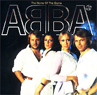 ABBA ABBA. The Name Of The Game abba abba the single 40 lp