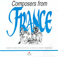 London Festival Orchestra,The Royal Philharmonic Orchestra Composers From France: Bizet / Adan / Franck / Delibes / Massenet / Debussy london festival orchestra the royal philharmonic orchestra composers from france bizet adan franck delibes massenet debussy