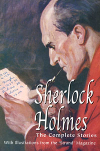 Sherlock Holmes: The Complete Stories a study in scarlet and the adventures of sherlock holmes