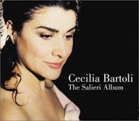 Чечилия Бартоли Cecilia Bartoli. The Salieri Album чечилия бартоли cecilia bartoli sacrificium deluxe edition 2 cd dvd