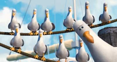 В поисках Немо Walt Disney Pictures,Pixar Animation Studios