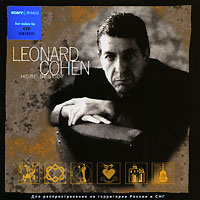 Леонард Коэн Leonard Cohen. More Best Of cd диск cohen leonard more best of 1cd cyr