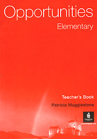 Opportunities Elementary. Teacher's Book cobuild elementary english grammar